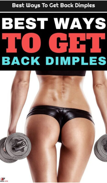 Best Ways To Get Back Dimples