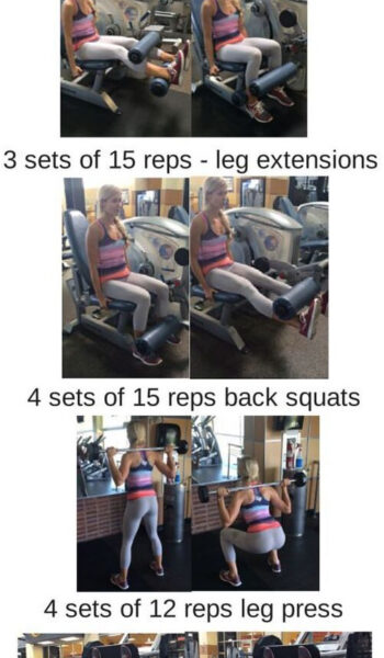 We do this on the reg. great way to get the legs i shape, and great for beginner...