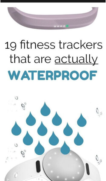 BEST Waterproof Fitbits, Fitness Trackers and Swim Tackers