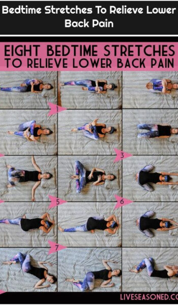 Bedtime Stretches To Relieve Lower Back Pain