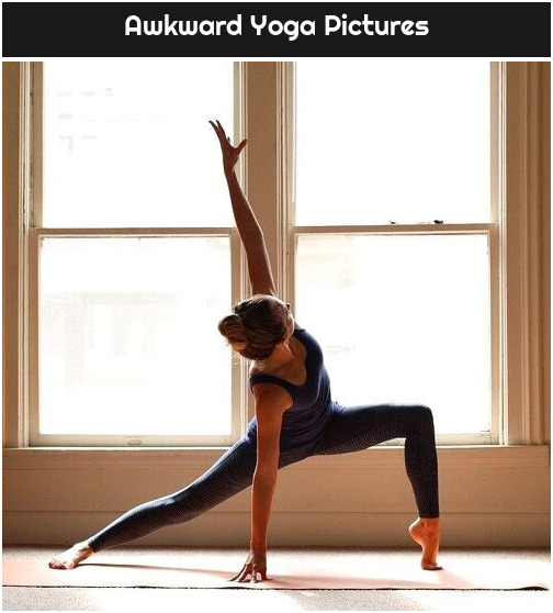 Awkward Yoga Pictures
