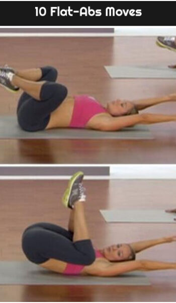10 Flat-Abs Moves